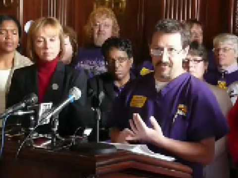 Ban Forced Overtime: Tim Swanson, RN
