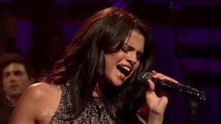 Selena Gomez - Who Says (Live Jimmy Fallon's show)
