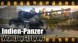 World of Gleborg. Indien-Panzer - Потрачено