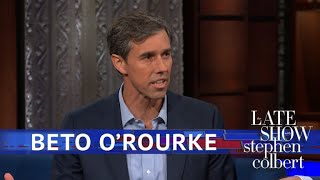 Beto O'Rourke: We Don't Need A Wall