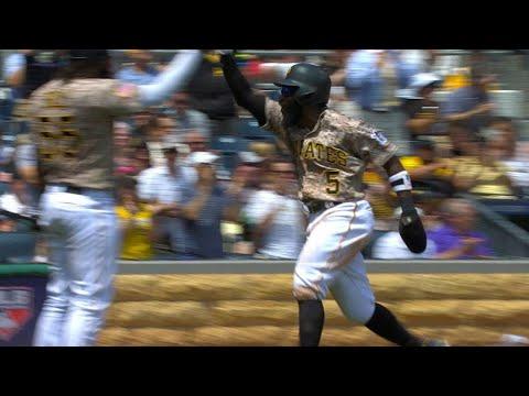 Pittsburgh Pirates vs Milwaukee Brewers