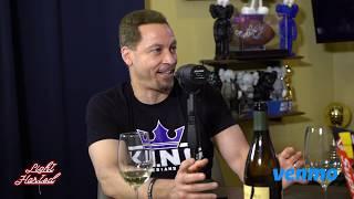 Chris Broussard On Becoming An NBA Insider - LightHarted Podcast With Josh Hart