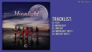 [Full Album] GeeGu (지구) – Moonlight