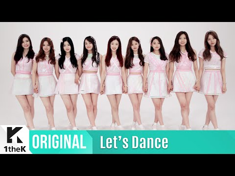 Let's Dance: gugudan(구구단)_Nine different colors of charms!_Wonderland(원더랜드)