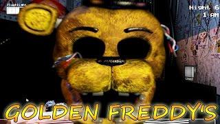 GOLDEN FREDDY (SECRETO) - Five Nights At Freddy's 2 | Fernanfloo