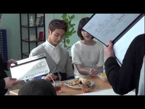  MinSul moment  CFs and Behind The Scenes
