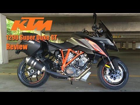 KTM 1290 Super Duke GT Review