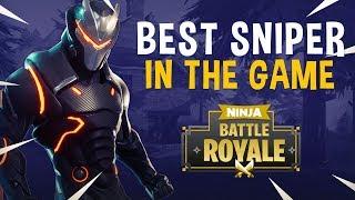 Best Sniper In The Game?! - Fortnite Battle Royale Gameplay - Ninja
