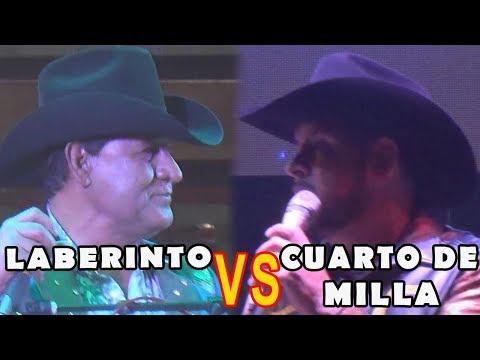 LABERINTO VS CUARTO DE MILLA -2018