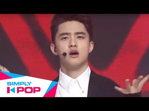 Simply K-Pop - EXO(엑소) _ Growl(으르렁)