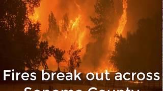 press democrat! santa rosa fire! cal fire!fire near me !sonoma county fire