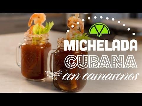 Michelada Receta Con Camarones Michelada Con Camarones |