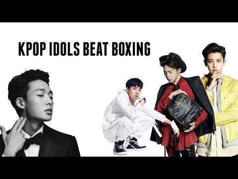 KPOP Idols Beat Boxing (BTS, EXO, BIGBANG, IKON, WINNER)
