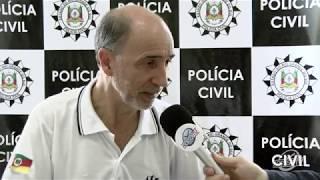 Delegado de Garibaldi fala do aumento dos crimes na cidade