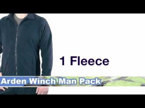 The Arden Winch Man Pack.