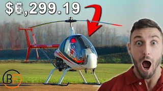 10 Cheapest Ultralight Helicopters You Can Buy