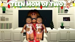 TEEN Mom Of TWINS Weekend Day II Roblox Bloxburg