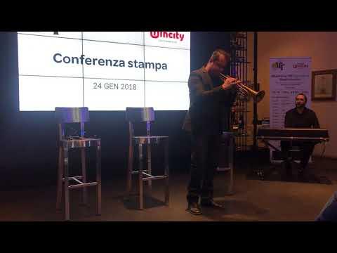 The Ragonese Brothers alla presentazione di Blue Note Off in WinCity Milano