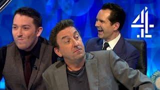 Is Lee Mack the BEST & WORST Countdown Player EVER?!   8 Out of 10 Cats Does Countdown   Lee Pt. 1