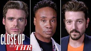 Drama Actors Roundtable: Richard Madden, Billy Porter, Diego Luna, Stephan James & More | Close Up