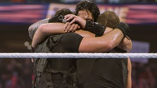 The Shield's emotional goodbye at WWE Fastlane: WWE Day Of