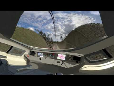 Train VR 360 3D by Pirx Lab
