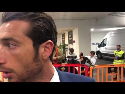 """VIDEO - Mirante: """"Ci crediamo ancora. Dualismo con Olsen? Conta solo la Roma"""""""