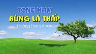 Karaoke Rừng Lá Thấp
