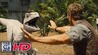 Ukážka vizuálnych efektov v Jurassic World filme