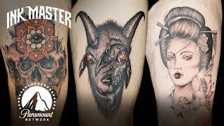 The Worst Tattoos of Season 10 (Part 1)   Ink Master