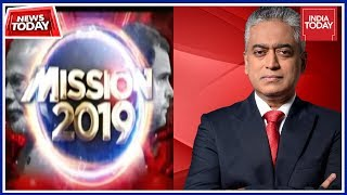 Mission 2019: Modi's Chemistry Vs Mahagathbandhan's Arithmetic | News Today Mega Debate