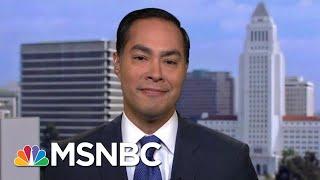 Julián Castro Talks Securing A Spot In The First 2020 Democratic Debate | Katy Tur | MSNBC