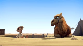 The Egyptian Pyramids - Funny Animated Short Film (Full HD)