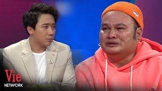 Vinh Râu rớt nước mắt khi kiếm được nhiều tiền nhưng lại không có thời gian chăm sóc ba