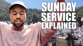 Does Kanye West's Sunday Service Mean 'Yandhi' Is Coming?