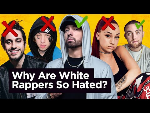 Why Are White Rappers Usually Hated?