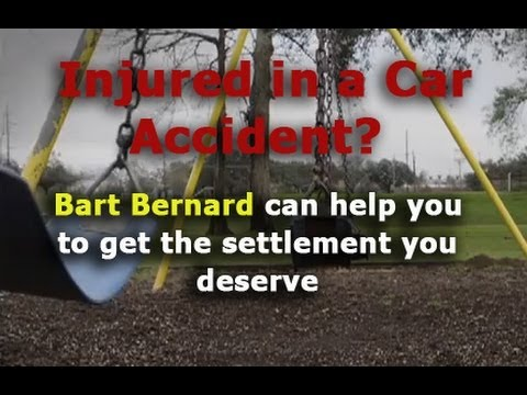 Car Accident Changes Craigs Life & He Calls Bart Bernard Law Firm