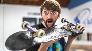 An Indestructible Skateboard?!?