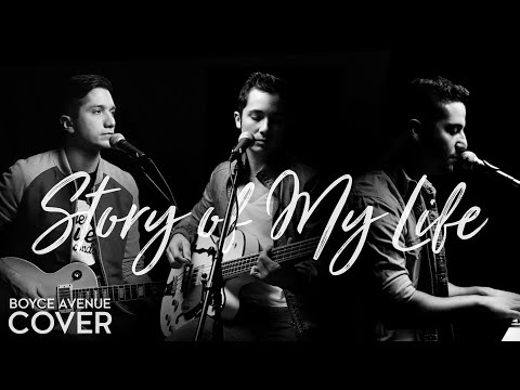 Baixar One Direction - Story of My Life (Boyce Avenue cover) on iTunes & Spotify (Midnight Memories)