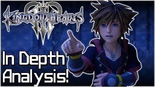 Kingdom Hearts 3 - Frozen Trailer E3 2018 (Vol. 1 & 2) In Depth Analysis