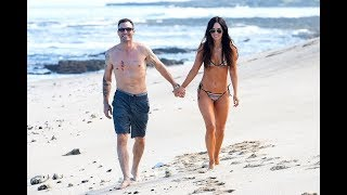Megan Fox and Brian Austin Green have a 'we're not broken up' photo
