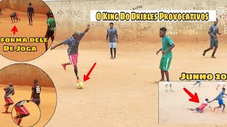Jovens Habilidosos Dribles Provocativos Parte 2 | Oi fut Angola