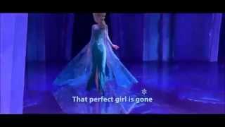Pentatonix - Let It Go Cover with Sing-Along Lyrics