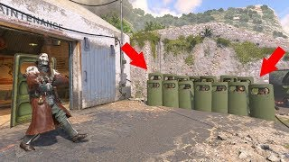 THEY WERE ALL TRYING TO TRAP ME WITH THE SHIELDS!?!?!? HIDE N' SEEK ON WW2