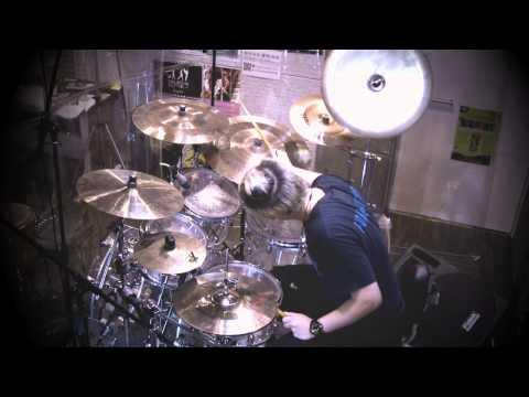 青春頌- 許廷鏗 Drum cover:Michael Huen (Samuel.W Student Workshop)