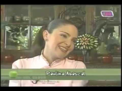 090.Paulina Abascal Bio+Entrevista + 7 Dvds Inéditos
