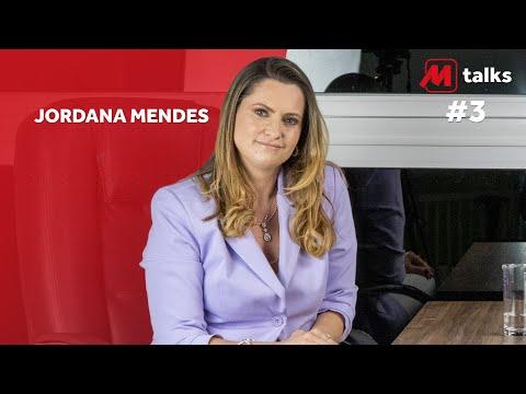 MTalks Ep. 3 - Jordana Mendes