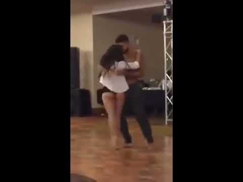"Sexy On Another Level: Couple Dances Passionately To ""It Won't Stop"""