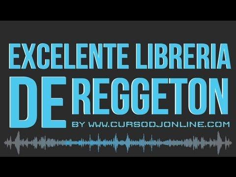 Libreria Complete de Reggeton Curso DJ Online