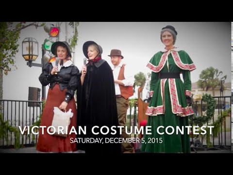 Dickens on Centre Victorian Costume Contest